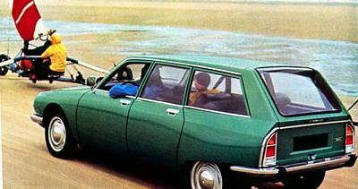 1975 Citroen GS Photo c1315-VR49SS