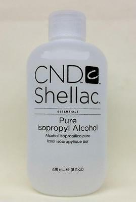 CND Essentials - Pure Isopropyl Alcohol 236ml/8oz
