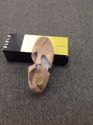 Bloch Pink Grecian Dance Shoes New In Box Size 4