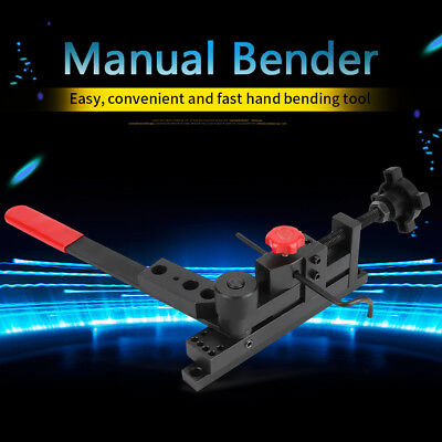 Mini 5mm-40mm Heavy Duty Manual Steel Pipe Tube Bender Metal Pipe Bending Tools