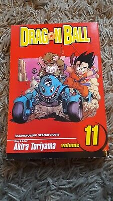 Dragonball Volume 11 Manga