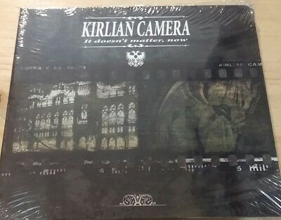 Kirlian Camera - It Doesn't Matter,Now - Cd Sigillato Sealed Digipak