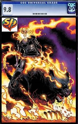 Infinity Wars Ghost Panther 1 CGC 9.8 11/21/18 Fast Track