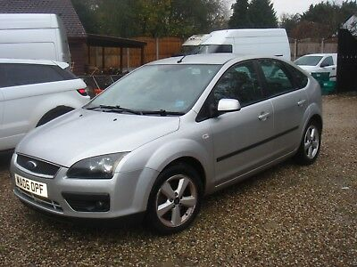 2006 Ford Focus Zetec Climate Tdci Diesel Spares Or Repair