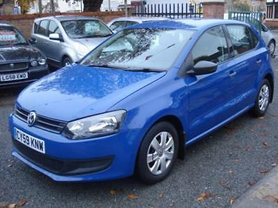 Volkswagen Polo 1.2 ( 70ps ) ( a/c ) 2010MY S
