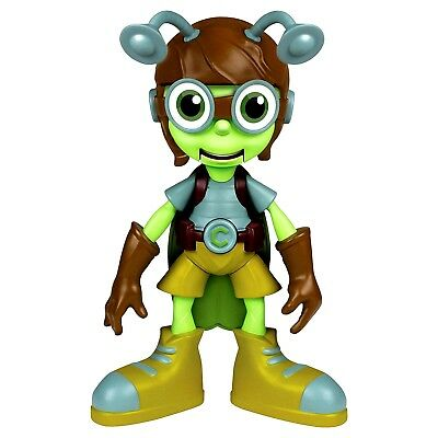 "Beat Bugs Hijinx Alive Technology 6"" Singing Crick Toy Figure For Ages 3+ gift"