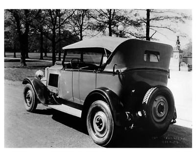 1929 Citroen Factory Photo c4882-9GFP5O