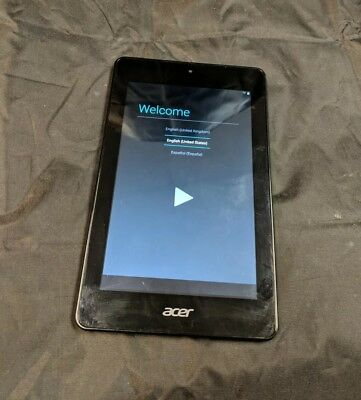 "Acer Iconia One 7, B1-730HD, 8gb, 7"", blk"