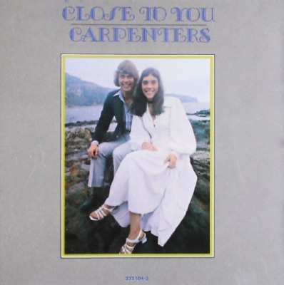 The Carpenters-Close To You CD NEW