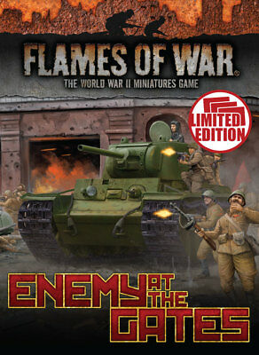 Flames Of War: Enemy At The Gates Unit Cards (37)