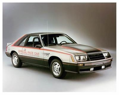 1979 Ford Mustang Indy 500 Pace Car Factory Photo c5638-54OICN