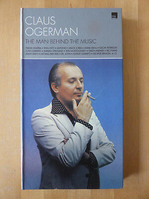 Claus Ogerman – The Man Behind The Music (4 CD) megaselten rare collectors item