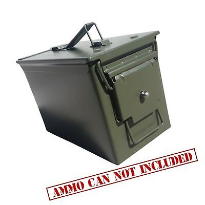 50 Cal One Size Fits All Ammo Box Lock Kit 40 Mm Ammunition Cans Stainless Steel