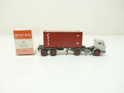 1:87--WIKING ..MB Container-LKW cti  ..OVP  ..A7 /351