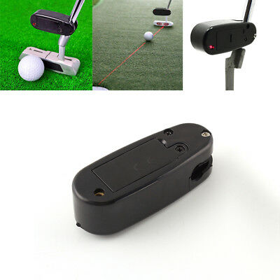Golf Putter Baton Laser Aimer Putting Training Practice Improve Aid Tool New HQ