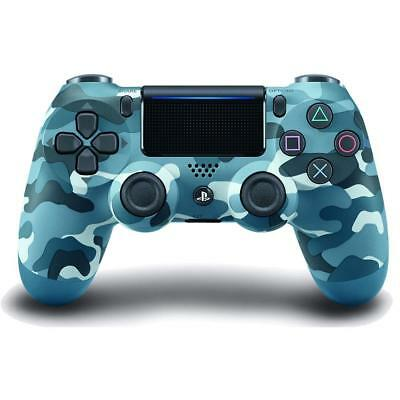PlayStation 4 DUALSHOCK 4 wireless controller- Blue Camouflage