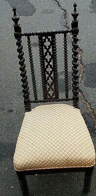 Antique Aesthetic Spindle Chair Great Piece of Americana!  We Ship!!