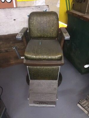 Koken Antique barber chair 60's Or 70's?