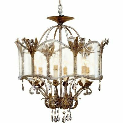 Currey and Company 9387 Zara Large Foyer Pendant