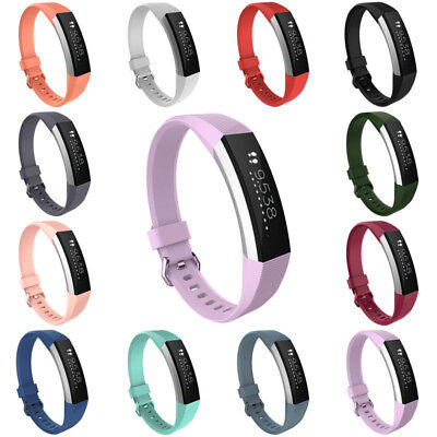 Replacement Sport Silicone Wrist Band Strap Bracelet For Fitbit Alta HR
