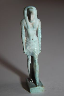 ANCIENT EGYPTIAN TOTH  AMULET 18th DYNASTYc.1340 BC AMARNA PERIOD