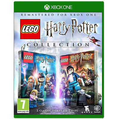 LEGO Harry Potter Collection Video Game For Xbox One Console New Sealed Brand