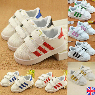 Baby Kids Girls Boys Shoe Toddler Girl Child Sports Running Trainers Shoes UK