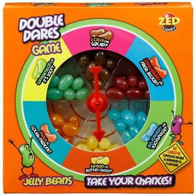 Jelly Bean Double Dares Spinner Roulette Game By Zed Candy Christmas Gift