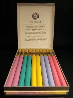 4 box sobranie cocktail.