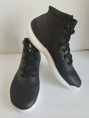 84a13de90691 adidas Mens D Rose 8 Boost Basketball Shoes CQ1619 Black White Derrick Rose