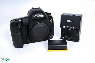 Canon EOS 5D Mark III Digital SLR Camera Body {22.3MP}Shutter Actuations:72,775