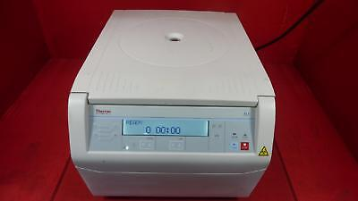 ThermoFisher Scientific SL8 Small Benchtop Centrifuge (No Rotor)