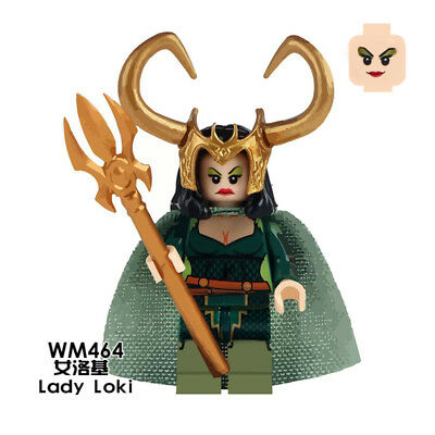 WM464 Custom Weapon Rare Character Movie Gift Toy #464 Compatible New Child #H2B