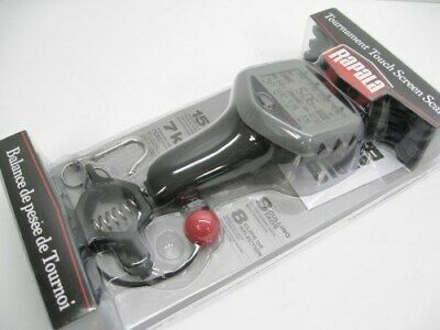 Rapala RTDS-15 15 Lb. Pound Fishing Fish Touch Screen Tournament Model Scale
