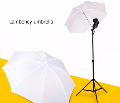 Studio Umbrella Photography Flash Translucent Soft Lambency White Diffuser Pro