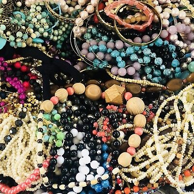 MYSTERY Jewelry Lot 10 Pieces Vintage To Modern No Junk Wear Resell Gift Pretty