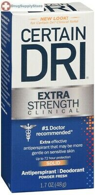 Certain Dri Solid Stick Anti-perspirant 1.7 ounce