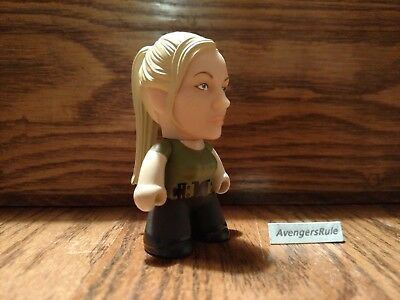 Doctor Who Titans The Renegade Vinyl Figures Jenny 5/36