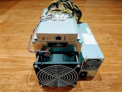 Bitmain Antminer D3 19.3 Gh/s + Bitmain APW3++ 1600W PSU (Dash & other coins)