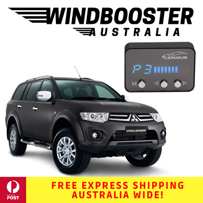Windbooster 7-Mode Throttle Controller to suit Mitsubishi Challenger 2008-2015