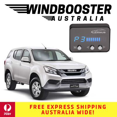 Windbooster 7-Mode Throttle Controller to suit Isuzu MUX 2012 Onwards
