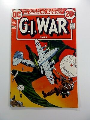 DC Comics G.I. WAR TALES (1973) #1 Air Force ARMY DINOSAURS! FN (6.0) Ships FREE