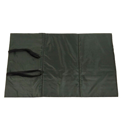 Carp Fishing Beanie Padded Folding Unhooking Mat Size 100cm x 60cm
