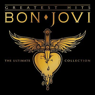 Bon Jovi (2 Cd) The Ultimate Collection ~ Greatest Hits / Best Of ~ Jon *New*