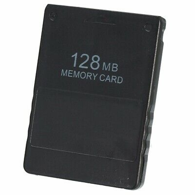 128MB Memory Card Save Game Data Stick Module For Sony PS2 Playstation 2 Console