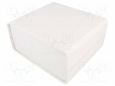 ABS-85 - 1pcs Enclosure: multipurpose with panel; X:180mm; Y:160mm; Z:85mm...