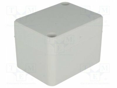 AB050705 - 1pcs Enclosure: multipurpose; X:50mm; Y:65mm; Z:45mm; EURONORD;...