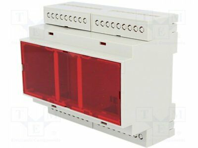 D6MG-IRC - 1pcs Enclosure: for DIN rail mounting; Y:90.2mm; X:106.25mm; Z:...