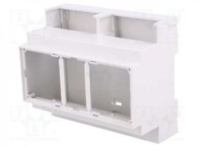 IT-05.0602530 - 1pcs Enclosure: for DIN rail mounting; Y:90mm; X:106mm; Z:...