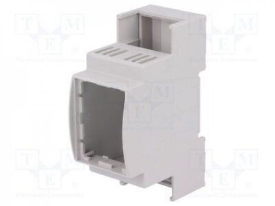 IT-25.0202000.BL - 1pcs Enclosure: for DIN rail mounting; Y:90mm; X:36mm; ...